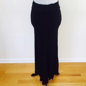 Dresses & Skirts - New High waisted side split maxi skirt